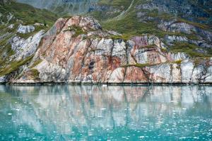 Alaskan Cliffside - Medium: Photography, Size: 24x36 or 30x40, Availability: Available